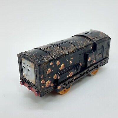 Thomas Friends Motorized Trackmaster Train Engine Dirty Diesel 2013 Tunnel Blast