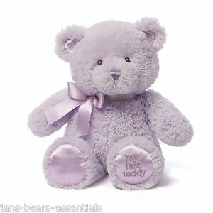 Baby-Gund-My-First-Teddy-2014-Version-Lavender-10