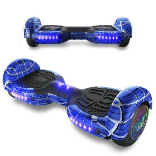 Electric Self-Balancing Hooverboard Dual Motor Bluetooth Speakers LED UL2272