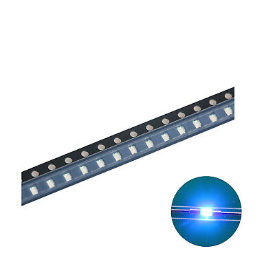 100pcs 08052012 Smd Led Diode Blue Lights Chips