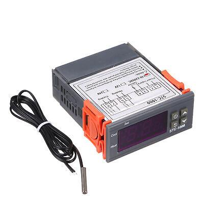 Stc-1000 Digital Temperature Controller Aquarium Thermostat With W L7v2