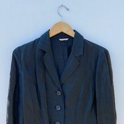 iblues Black Silk Blouse Size 12