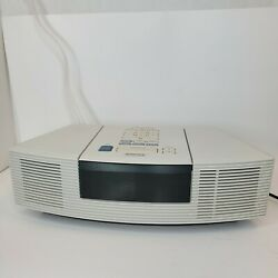 Bose Wave Radio/CD AWRC1P CD Player AM/FM Radio Stereo Alarm Clock Tested