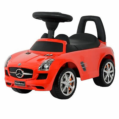 Best Ride On Cars Baby Toddler Kids Riding Mercedes Benz Toy Push Vehicle,