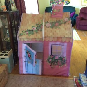 Rose petal cottage childs  play house