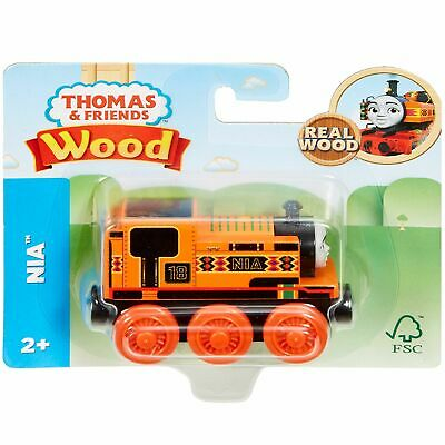 Thomas & Friends Madera - Nia - Real Madera Juguete Tren