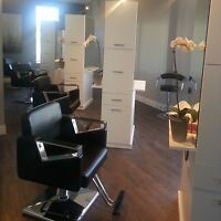RENT A HAIRSTYLIST CHAIR FOR LESS COST