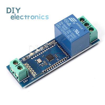 Bluetooth Relay Module Remote Control Switch 12v Iot Wireless Module L2kd