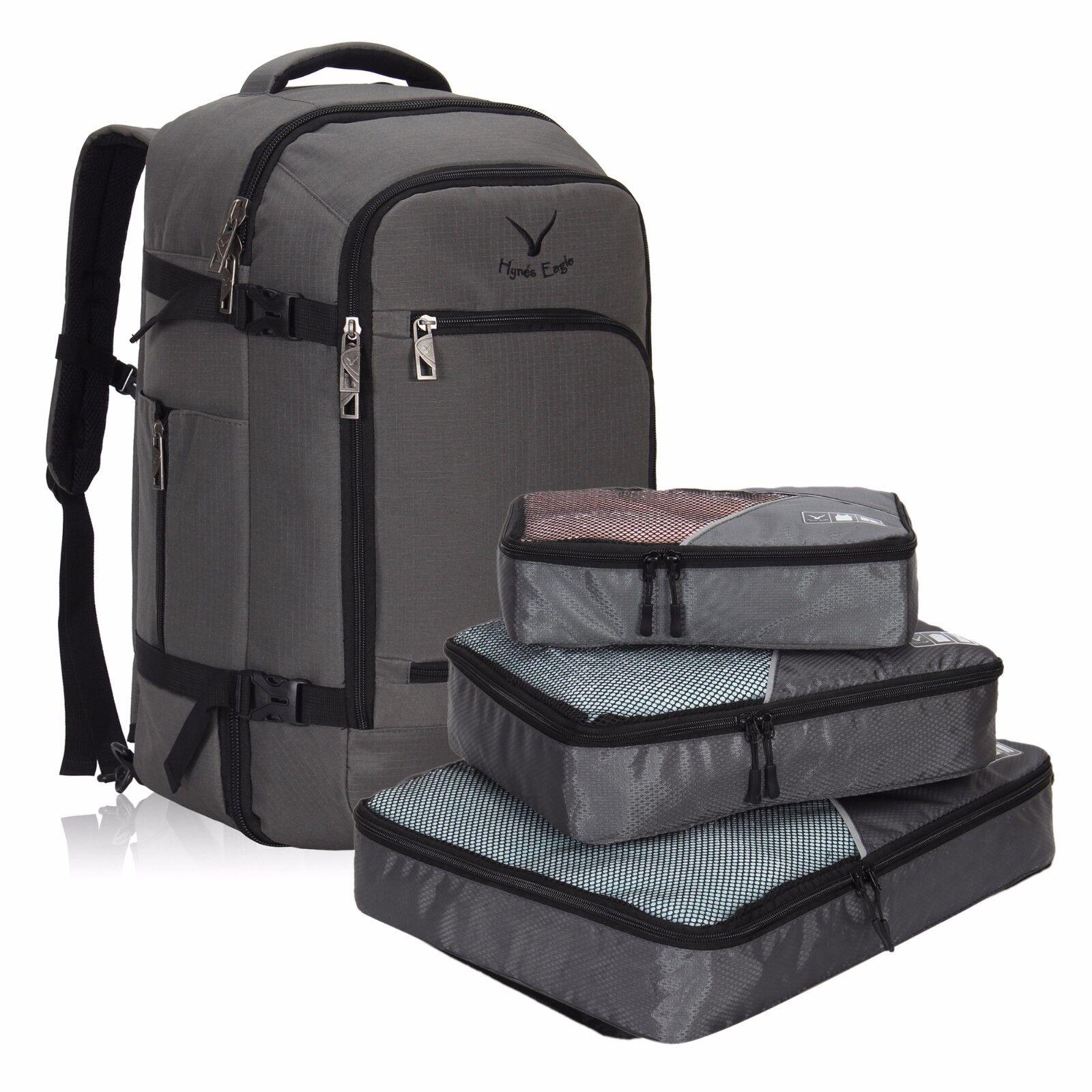 Hynes Eagle Travel Backpack 40L Flight Approved Carry-on Bag