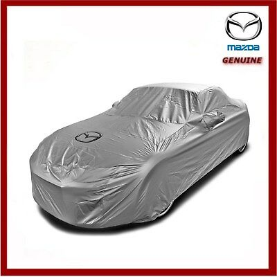 MAZDA MX5 mk2 HEAVY PREMIUM FULLY WATERPROOF CAR COVER COTTON LINED HD 98-05