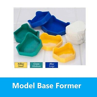 6 Pcs Dental Lab Plaster Model Former Kit - Assorted Kit Or Single Kit