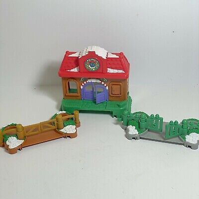 Fisher-Price Little People Christmas Village Train Set REPLACEMENT PARTS