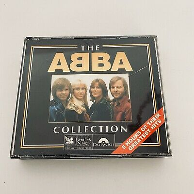 ABBA - The ABBA Collection (4 CD's 1992 Reader's Digest) Canadian Release