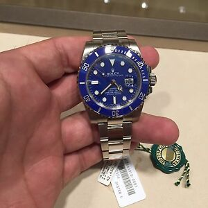 Rolex Submariner 116619LB white gold