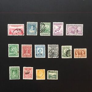 NEW FOUNDLAND Postage Stamps