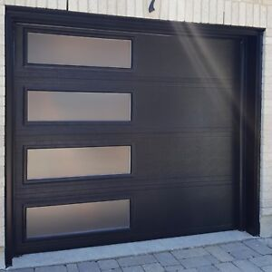 8x7 MODERN GARAGE DOORS........ ONLY $1450 INSTALLED