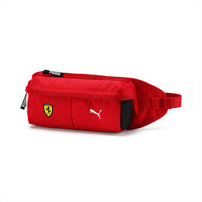 Ferrari Fanwear Waist Bag - Red