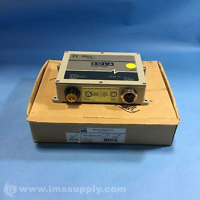 Egs Scp 100s24x-cp Power Supply 95w Output 3.8amp 24vdc Fnob