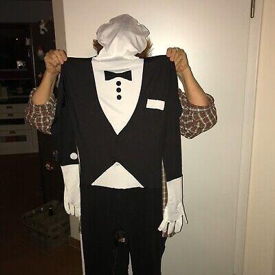 Ganzkörperanzug Kostüm Totalbody Karneval zweite Haut Morphsuit Chroma - Kostüm Haut