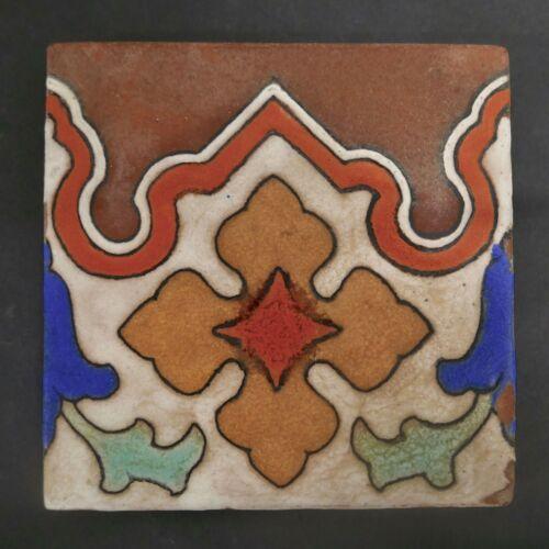 California Malibu Vintage Decorated Tile