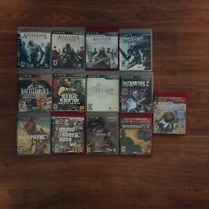 Ps3 games for sale - $5 each