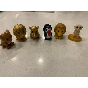 Rare Lion King Ooshies