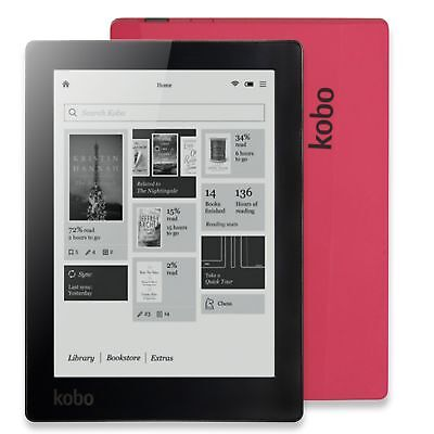 Kobo Aura Digital eBook Reader 4 GB 6 inch Screen With Touchscreen Backlight