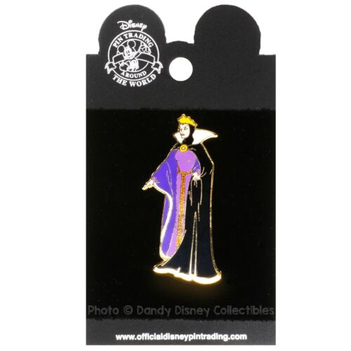Evil Queen Core Series Disney Pin DLR New on Card Snow White