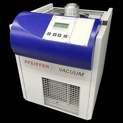 Will Ship Pfeiffer Tsh-071 Dry Turbo Cube Vacuum Pump Station