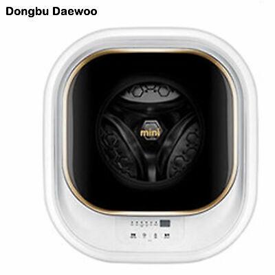 Daewoo DWD-03MCWR Wall-Mountable Mini Washing Machine - 220V 60hz only