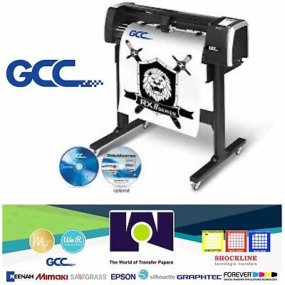 Gcc Rx Ii-61 61cm Top Notch Cutting Plotter In The Market 24 Free Delivery