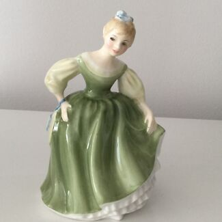 Royal Doulton Fair Maiden Figurine Dee Why Manly Area Preview