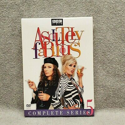 Absolutely Fabulous BBC Video Complete Series 5