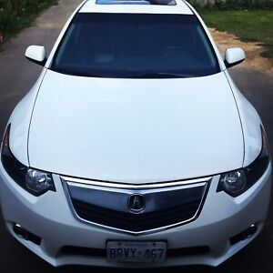 2012 Acura TSX Fully Loaded Premium Package