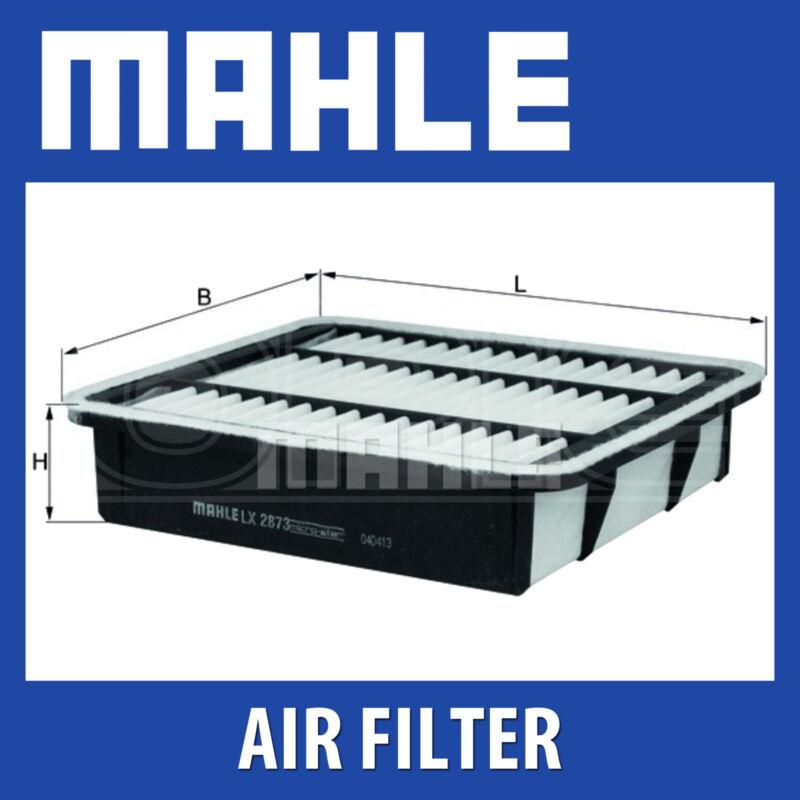MAHLE Air Filter - LX2873 (LX 2873) Genuine Part - Fits LEXUS