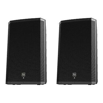 "Electro-Voice ZLX-15P 15"" ZLX Series Two-Way Active/Powered DJ Speaker Pair"