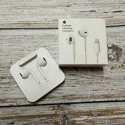 Genuine Apple iPhone SE 2nd Gen (2020) Lightning EarPods Headphones EarPhones