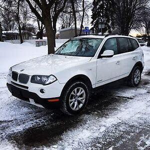 BMW X3 2010 2.8i xDrive