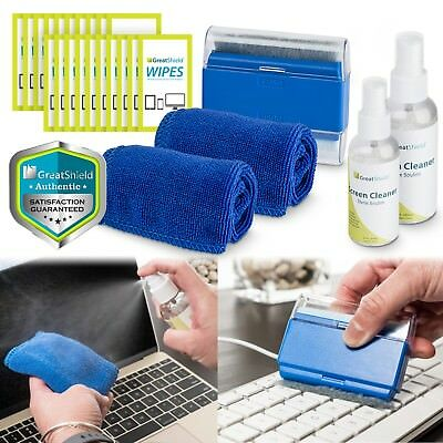 Screen Cleaning Kit for LCD, LED & Plasma TV Tablet Laptop Computer Lens Cleaner