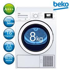 Trockner Kondenstrockner Wärmepumpentechnologie A+++ Beko DH8534GX0 8kg
