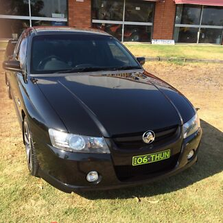 The best VZ Thunder ute you will find!  Moree Moree Plains Preview