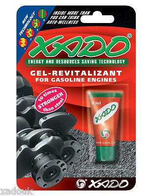 XADO Benzin ÖL-ADDITIV MOTOR RESTAURIERUNG Behandlung spart reduziert Emissionen ()