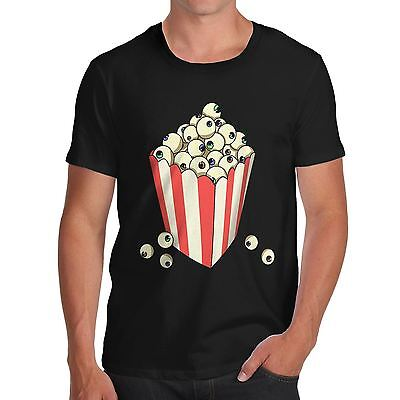 Men's Eye Balls Popcorn Halloween -