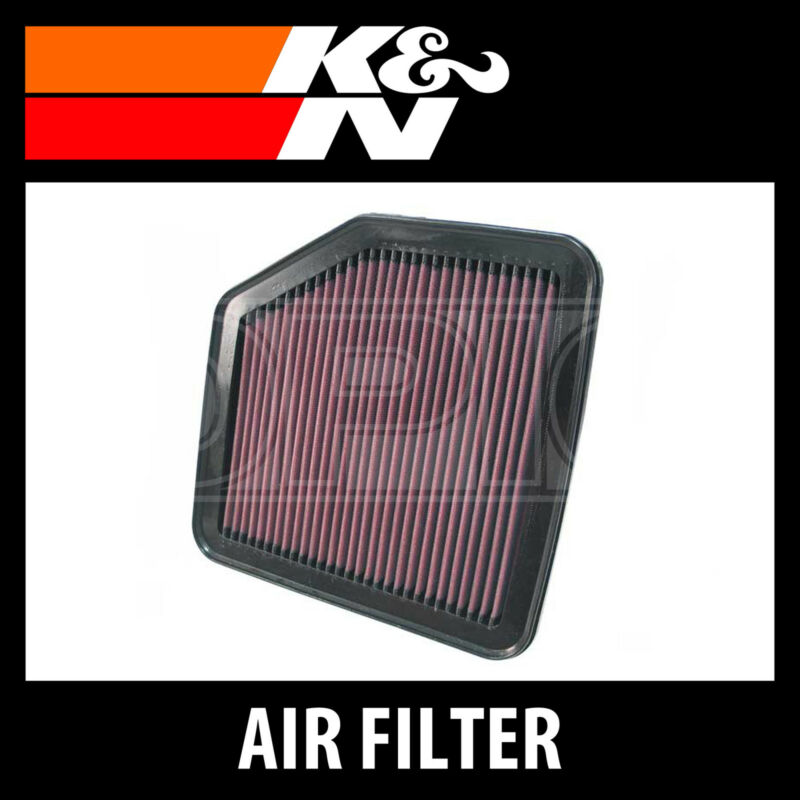 K&N High Flow Replacement Air Filter 33-2345 - K and N Original Performance Part