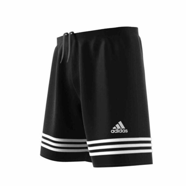 adidas Shorts Model Entrada 14 F50632 Black Colour 3 White Stripes ...
