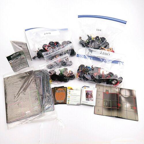 Lot Of 93 Wizkids Heroclix Collection D&D Projects Fantasy Mini