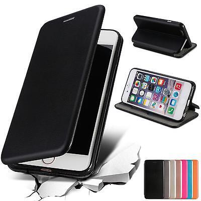 Handy Tasche für Samsung Galaxy Flip Cover Case Schutz Hülle Etui Schale