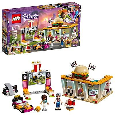 LEGO® Friends - Drifting Diner 41349 345 Pcs