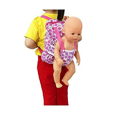 XADP Baby Doll Carrier Backpack Doll Accessories -Storage