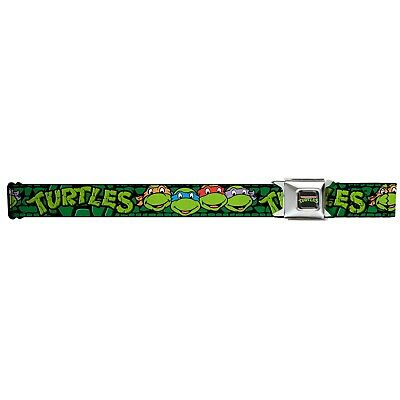- Seat Belt Buckle for Pants Men Women Kids Teenage Mutant Ninja Turtles WNT019